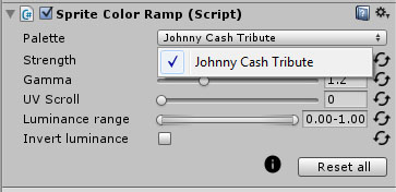 SpriteColorRampComponentJohnnyCashTribute